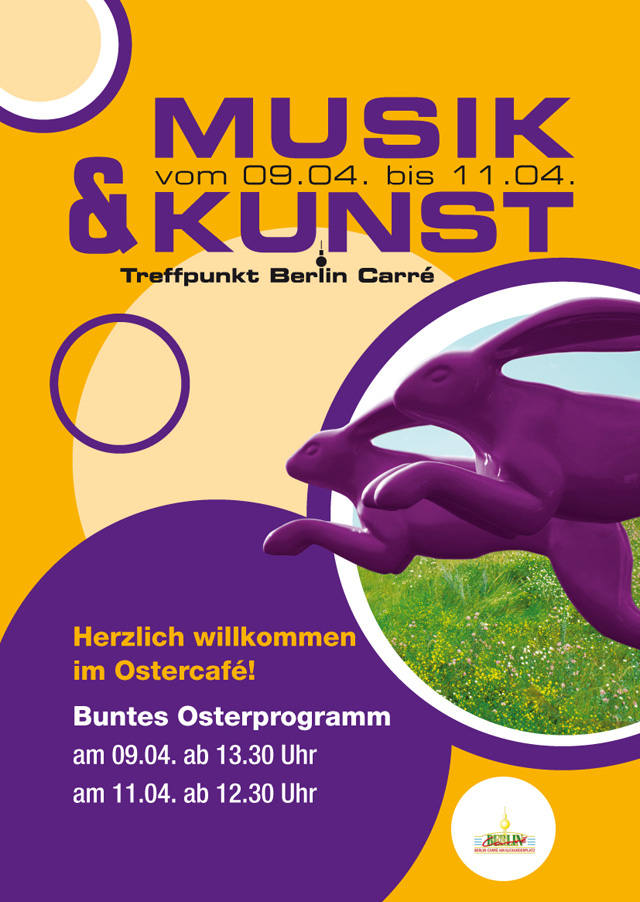 Coupon Ostern Carre